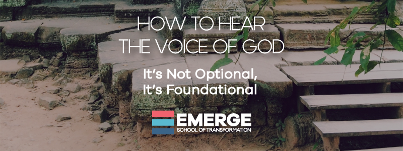 How to Hear the Voice of God Part 1