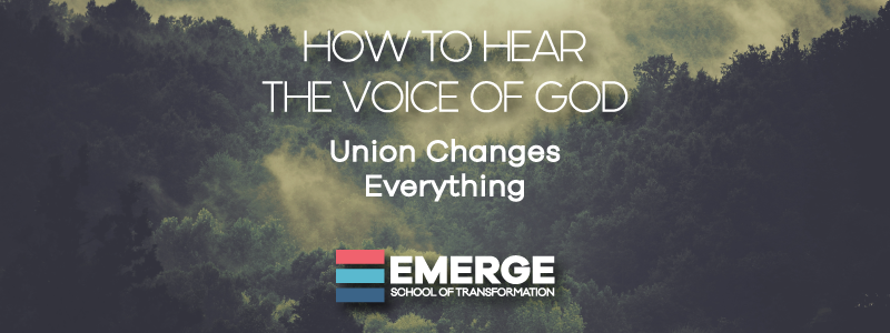How to Hear the Voice of God Part 3
