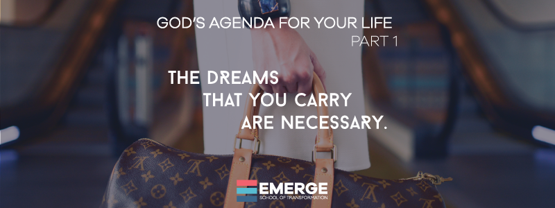 God's Agenda For Your Life Part 1