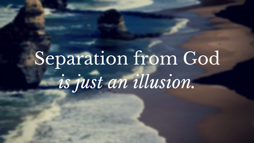 A Kiss from Heaven – Separation is an Illusion