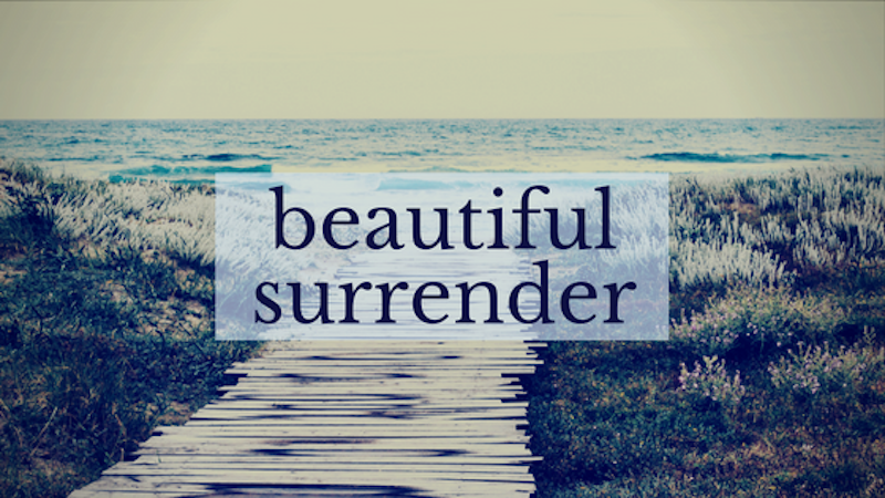 A Kiss from Heaven – Beautiful Surrender