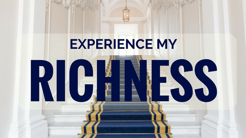 This Week's Kiss & Schlyce.tv Episode – Experience My Richness