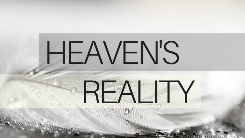 This Week's Kiss & Schlyce.tv Episode – Heaven's Reality