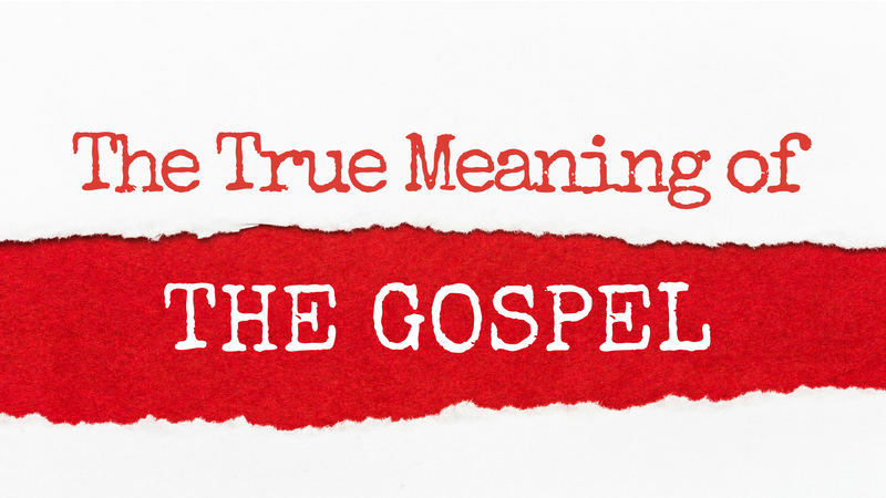 This Week's Kiss & Schlyce.tv Episode – The True Meaning of the Gospel